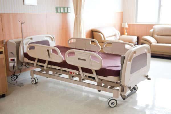 เตียงคนไข้ เตียงนอนคนไข้สำหรับผู้ป่วยติดเตียง ราคาถูก ราคาส่ง-ปลีก