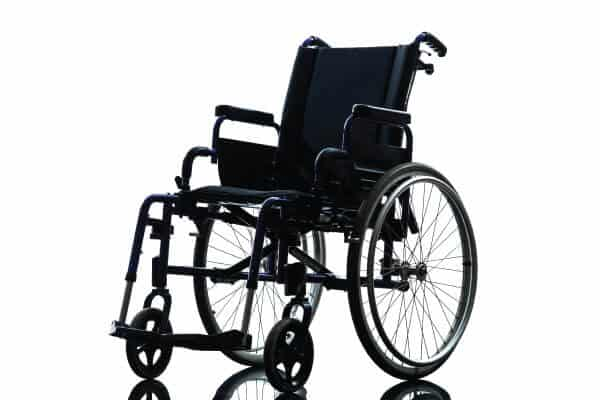 เก้าอี้วีลแชร์ผู้สูงอายุ